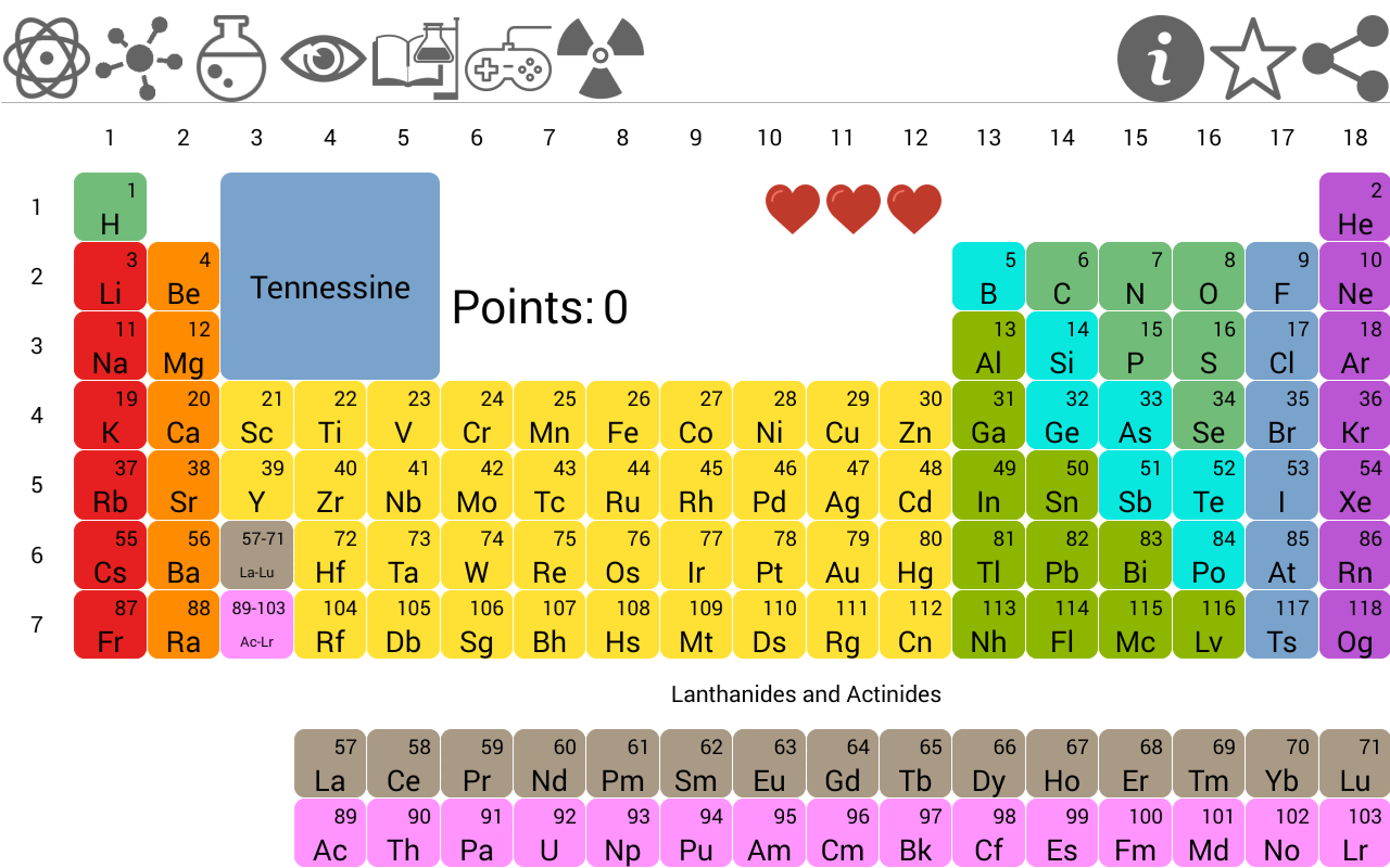 Periodic table pro 19 apk download android education apps periodic table pro 19 screenshot 1 periodic table pro 19 screenshot 2 urtaz Image collections