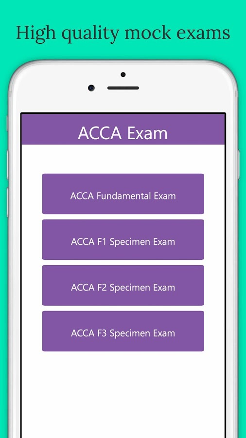 ACCA Exam Preparation 1 0 APK Download - Android Education Apps