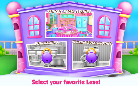 Princess House Hold Chores 1.0.5 screenshot 2