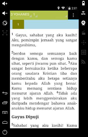 Malay Bible Alkitab 17 APK Download Android Books