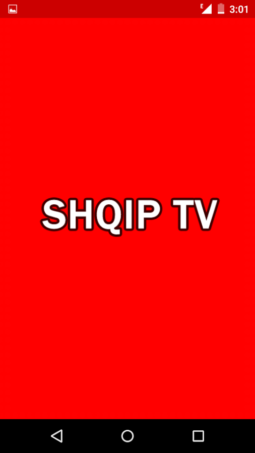 LIVE SHQIP TV 3 0 APK Download - Android Media & Video Apps