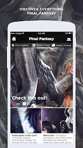 Noctis Amino for Final Fantasy 1.8.19106 screenshot 2