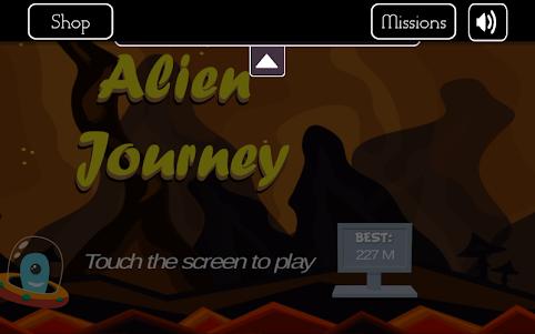Alien Journey 1.0 screenshot 2
