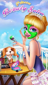 Princess Beauty Salon - Birthday Party Makeup 2.1.3181 screenshot 1