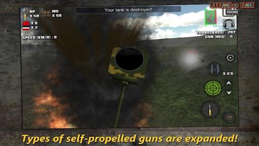 Attack on Tank : Rush - Heroes of WW2 2.2.0 screenshot 3