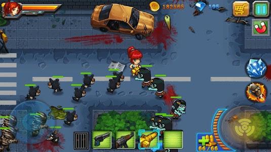 Zombie Killer - Hero vs Zombies 1.8 screenshot 3