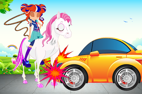 Little Pony & Equestrian Girl 2.1 screenshot 3