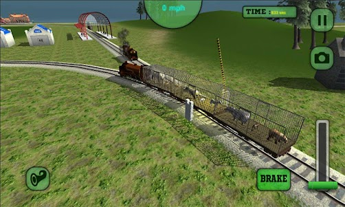 Animal Train Transport 1.0 screenshot 3