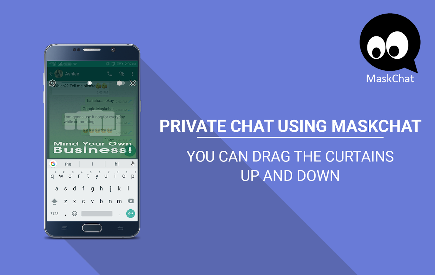 Maskchat -Hides Whatsapp Chat 5 0 1 APK Download - Android