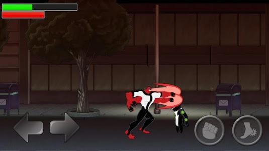 Alien Ben Blitzwolfer Lycan 1.1 screenshot 1