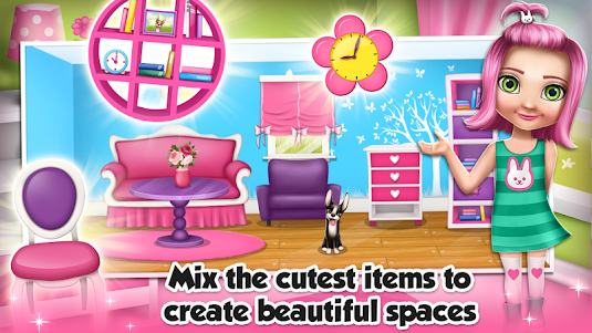 My Doll House Decoration Games 3.0 screenshot 3