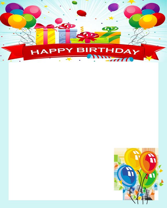 Free Happy Birthday Poto Frame 10 Apk Download Android