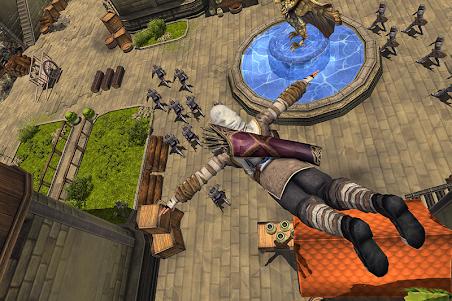 Superhero Ninja Archery Assassin Kungfu Arashi 1.3 screenshot 1
