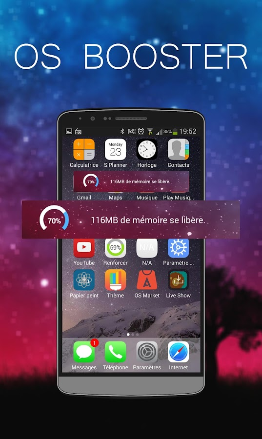 OS 10 Launcher for Iphone 7 2 3 3 APK Download - Android