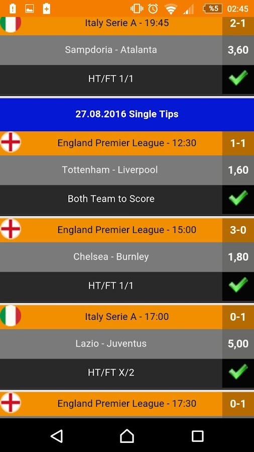 Premium VIP Betting Tips 3 0 APK Download - Android Entertainment Apps