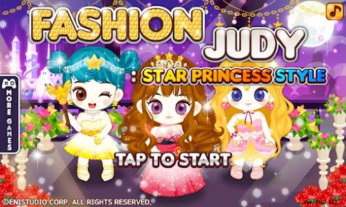 Fashion Judy: Star Princess 1.510 screenshot 1