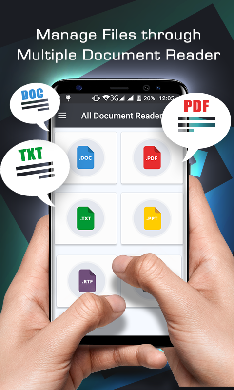 All Doc Reader 1 8 APK Download - Android Productivity Apps