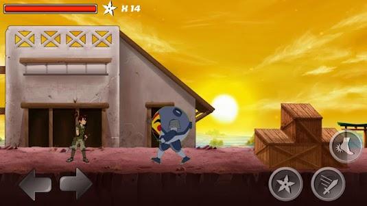 Ben Samurai - Ultimate Alien 1.0 screenshot 2