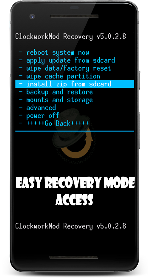 Reboot to recovery/Bootloader (root) 3 4 APK Download - Android