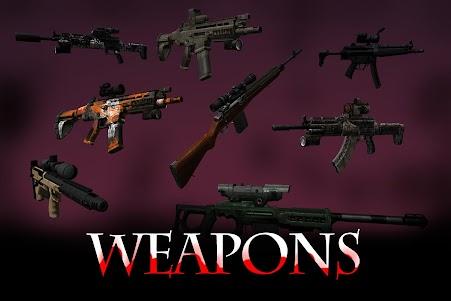 🧟Zombie Ops 3D shooter - sniper undead revenants 5.0.0 screenshot 11