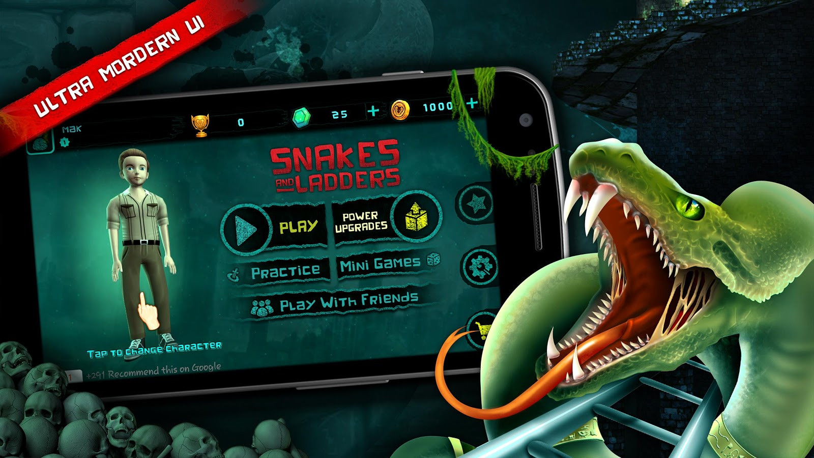 Snakes And Ladders 3d 32 Apk Download Android Board Games