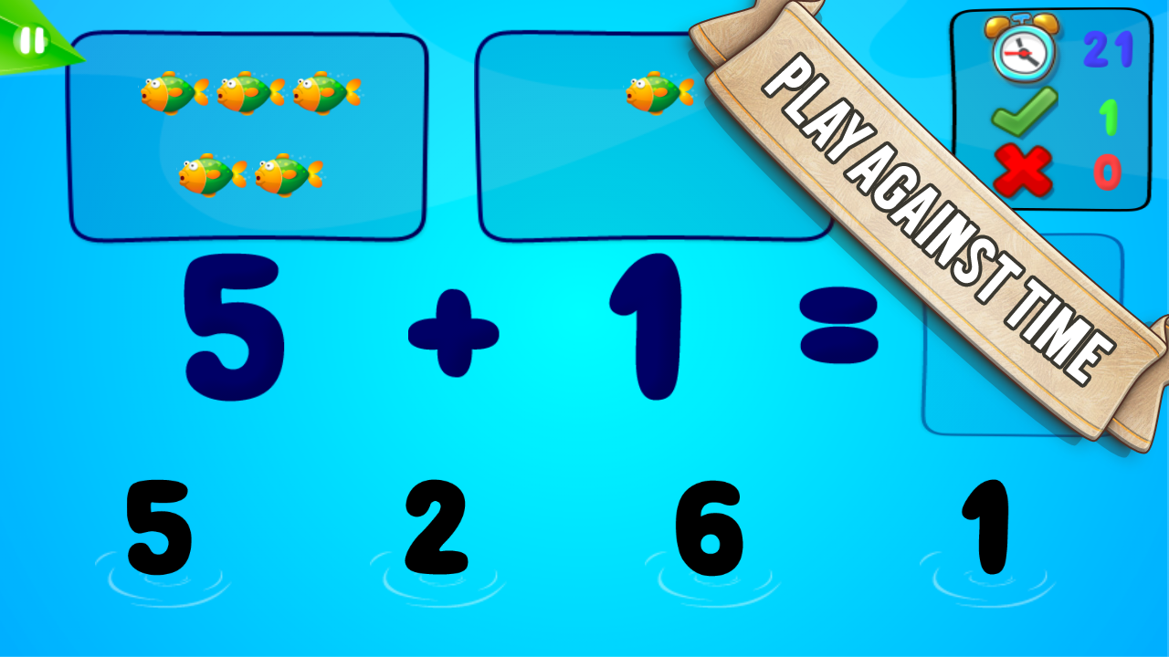 Kids Math and Numbers 123 1.1.0 APK Download - Android Educational Games