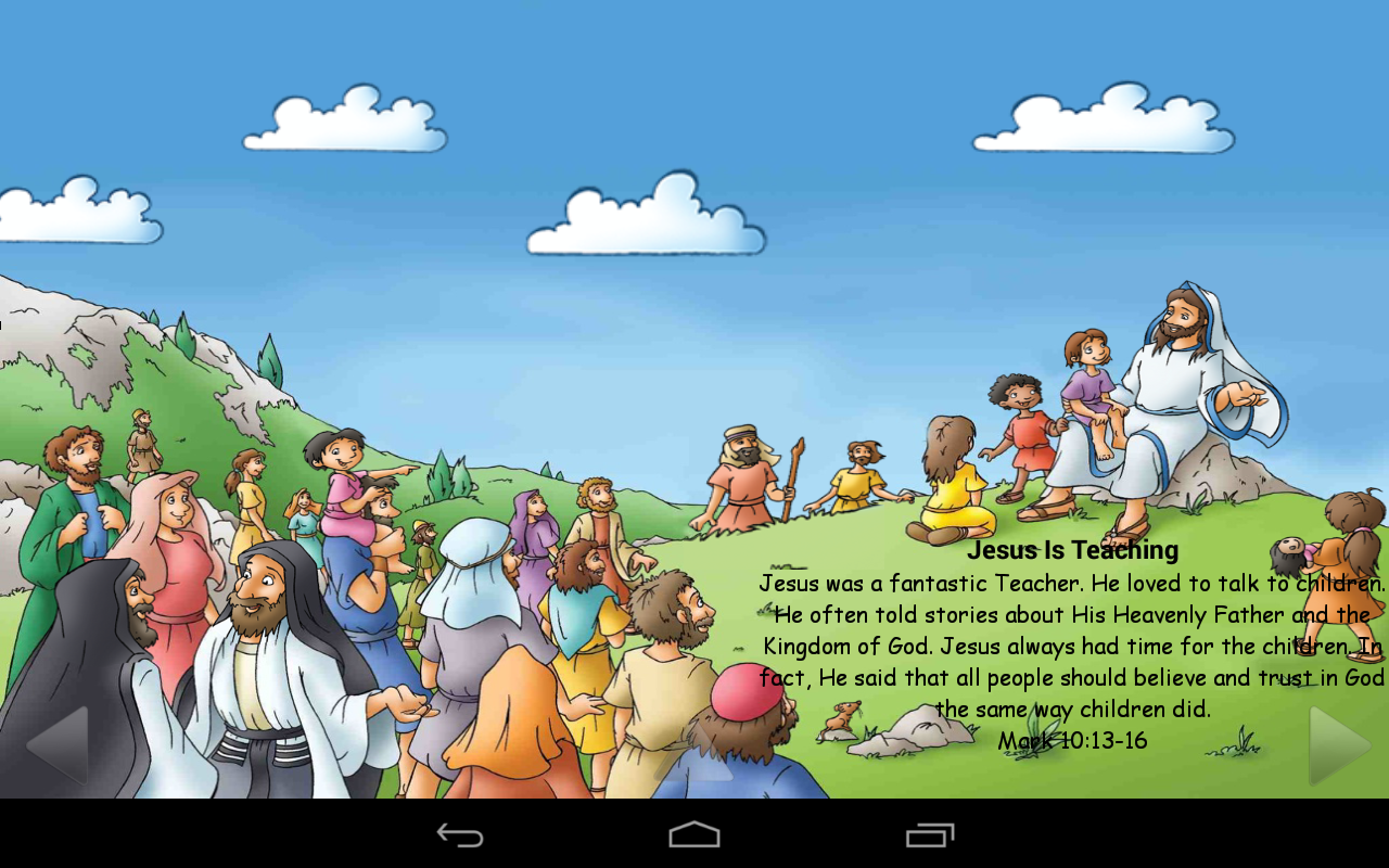 Children S Bible For Toddlers 1 0 3 Apk Download Android