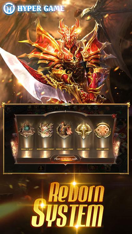 Mu Origin Titans (Free 99 999 999 Unbound Diamond) 7 0 2 APK