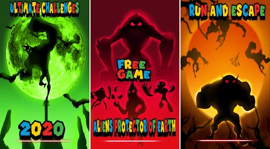 👽SUPER Ultimate Mega Alien & heroes rescue 2020👽 5 screenshot 2