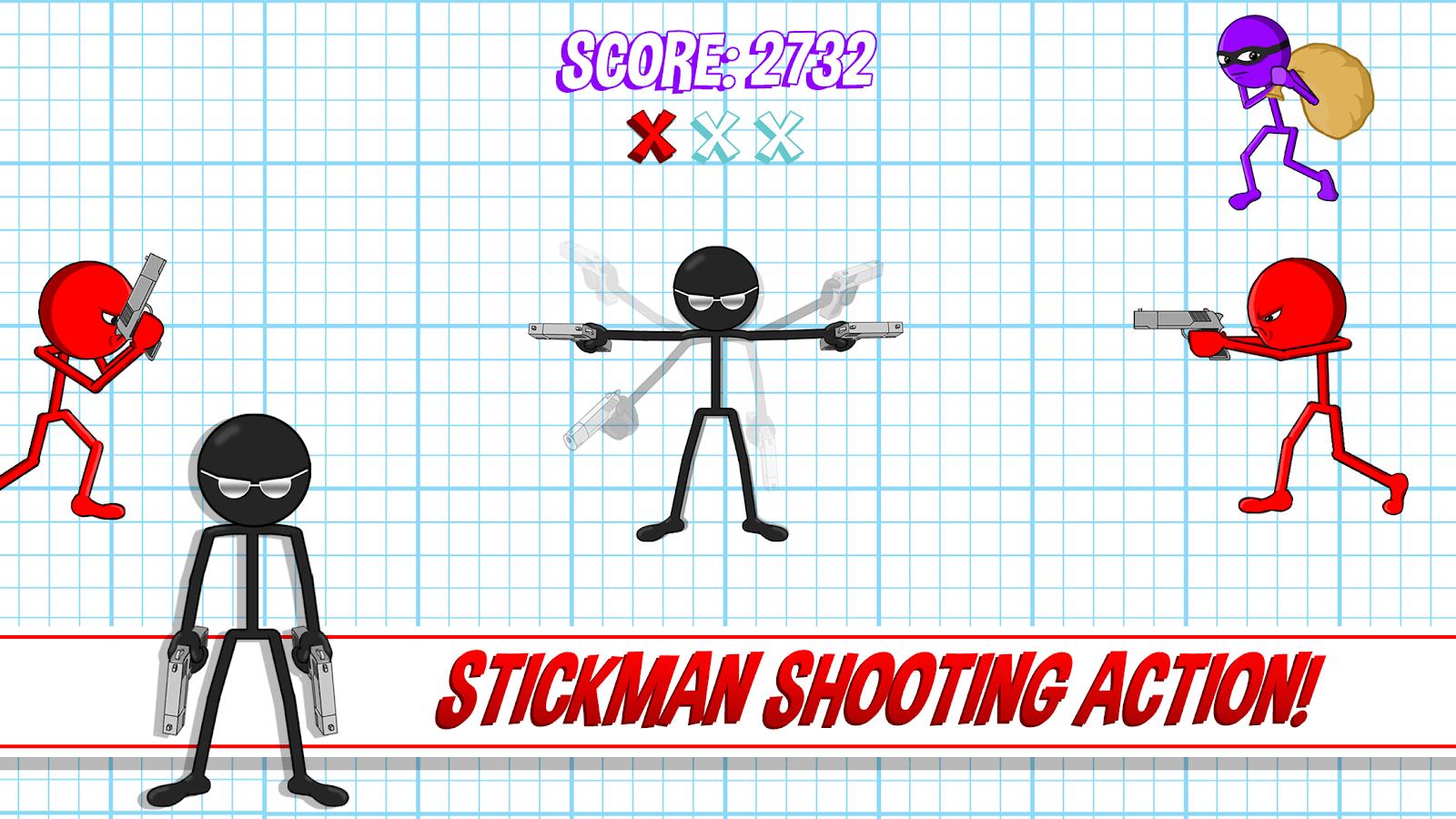 Gun Fu: Stickman 2 - Fun Shooting Games 1 27 3 APK Download