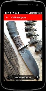 Knife Wallpaper 1.0 screenshot 4