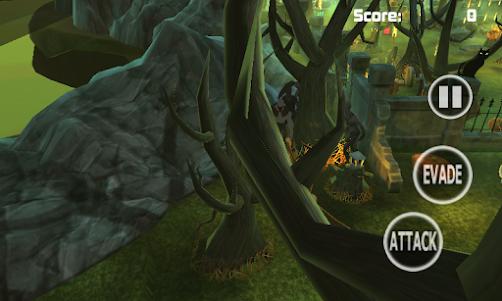 Ninja Ghost War 1.0 screenshot 19