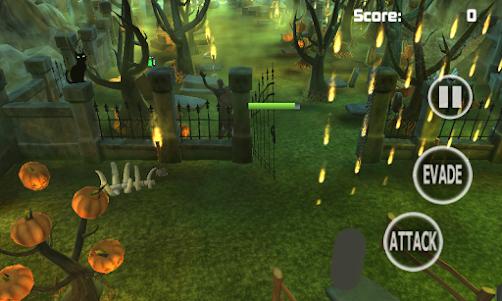 Ninja Ghost War 1.0 screenshot 9