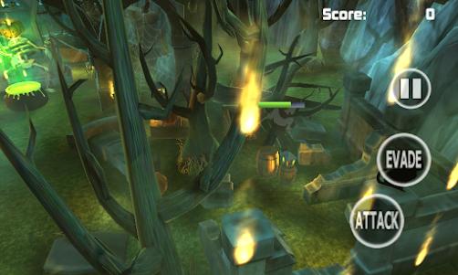 Ninja Ghost War 1.0 screenshot 5