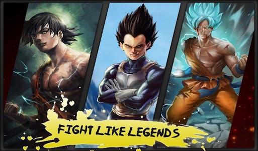 Superstar Saiyan Goku Fighting: Superhero Battle 1.0 screenshot 14