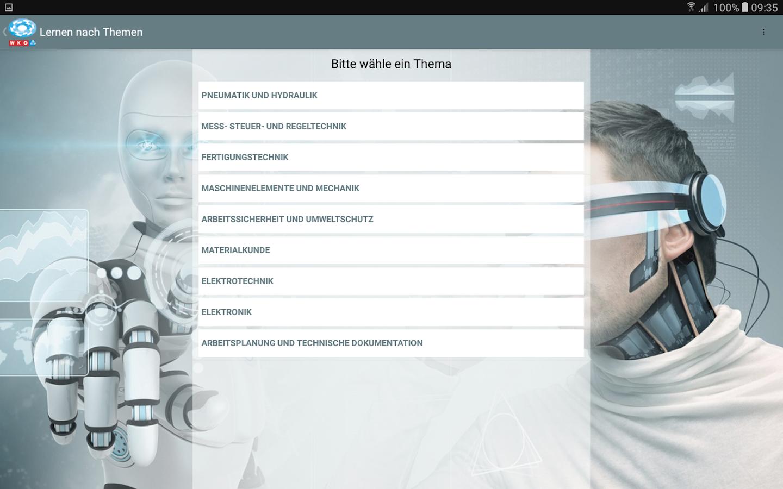 Mechatronik-Quiz 1.2.5 APK Download - Android Education Apps