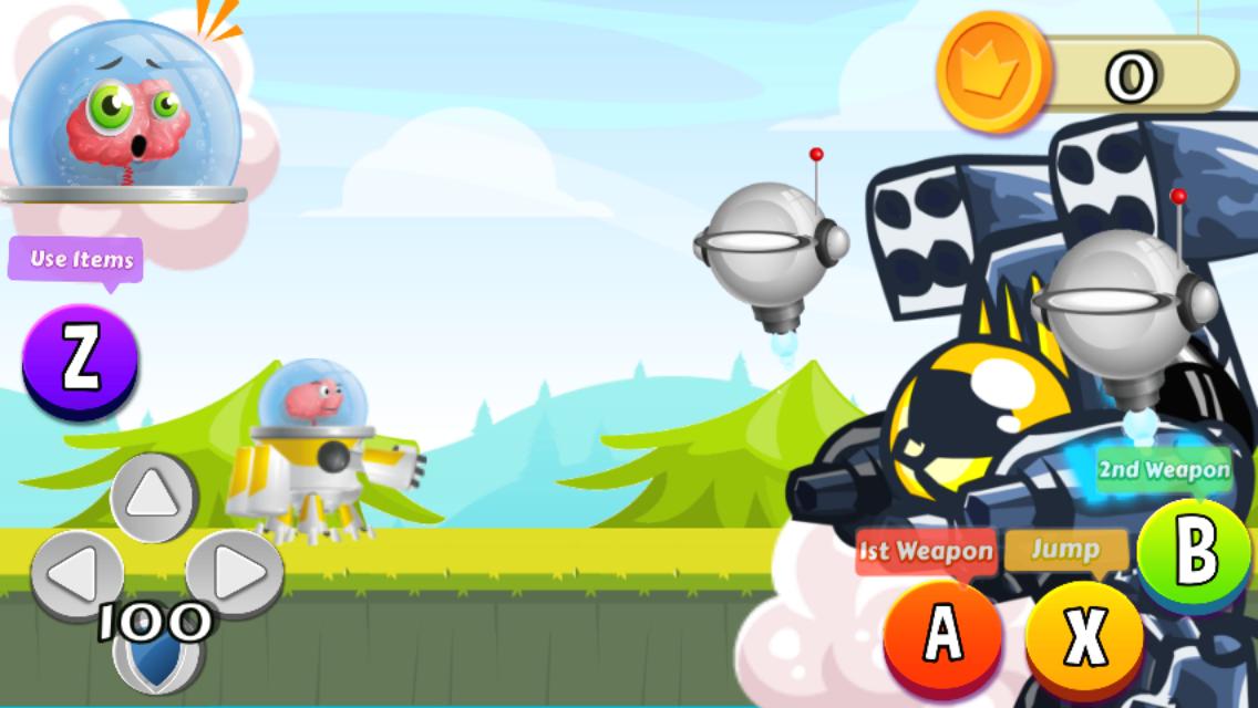 Super Smash bot Adventure time 1 0 APK Download - Android