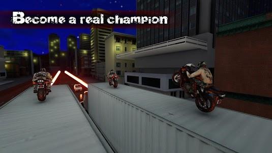 DEATH MOTO LOKO PRO 1.0 screenshot 3