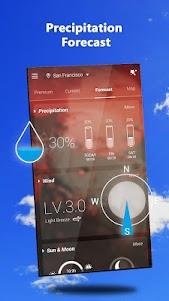 GO Weather - Widget, Theme, Wallpaper, Efficient 6.155 screenshot 4