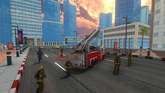 Rescue FireFighter Emergency Simulator 1.0 screenshot 2