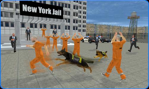 LA Police Dog Crime Patrol : Thief Chase Mission 1.1 screenshot 5