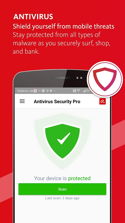 Avira Antivirus Security 2019-Antivirus & AppLock 5 9 0 APK
