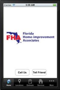 FHA - Florida Home Improvement 1.399 screenshot 1