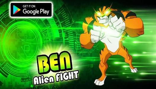 👽Ben Hero Kid - Aliens Fight Arena 1.0 screenshot 3