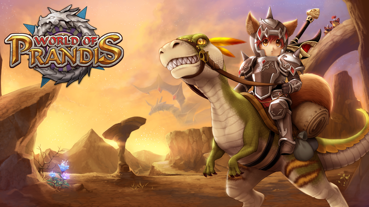 World of Prandis (Non-Auto Real MMORPG) 1 8 8 APK Download