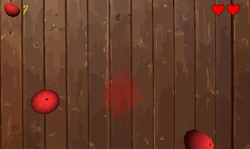 Apple Ninja 1.0 screenshot 2