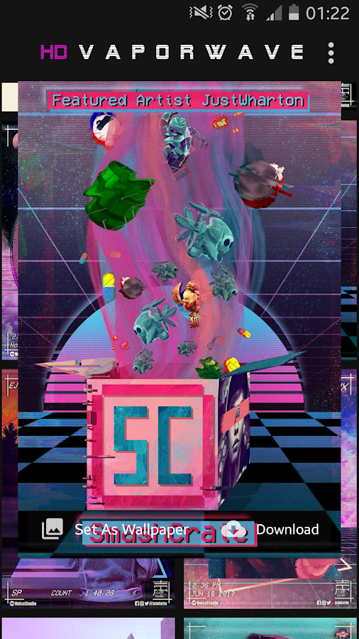 Vaporwave Wallpapers (Vaporwave Backgrounds) 3 1
