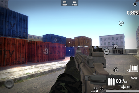 Coalition - Multiplayer FPS 3.323 screenshot 9