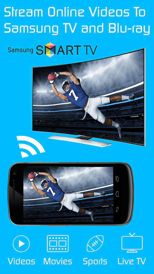 Video And Tv Cast For Samsung >> Video Tv Cast Samsung Tv Hd Movie Streaming 2 27 Apk Download