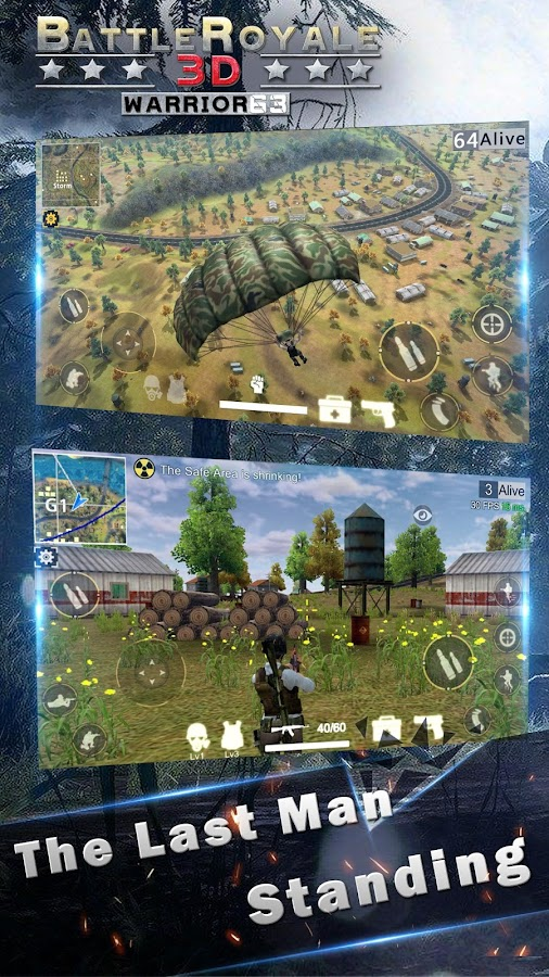 Battle Royale 3D - Warrior63 1 0 7 6 APK Download - Android Role